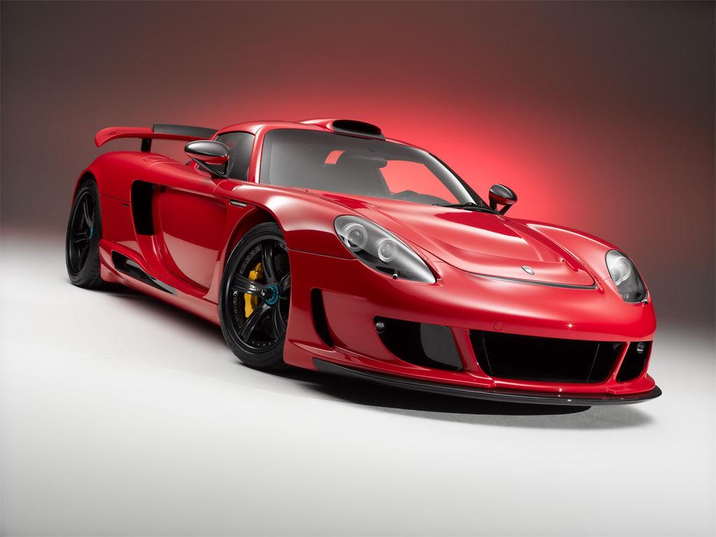 Porsche-Carrera-GT2