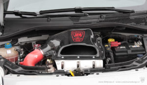 abarth intake airbox carbonio 01