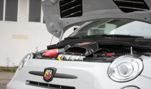 airbox intake carbon abarth 500